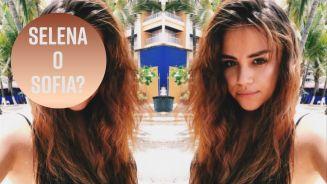 Selena o Sofia? Sono due gocce d'acqua!