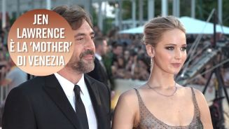 Jennifer Lawrence è la 'Madre' di Venezia 74