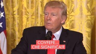 Covfefe…Trump inventa nuove parole su Twitter!