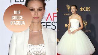 Natalie Portman ha una gemella
