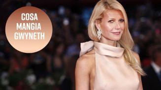 La dieta di Gwyneth Paltrow? La svela lei stessa