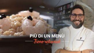 Più di un menù: il ristorante 'Fierro'