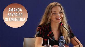 Amanda Seyfried si emoziona parlando… del suo cane!