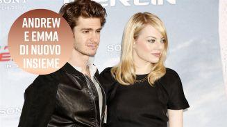 Andrew Garfield ed Emma Stone sono tornati insieme?
