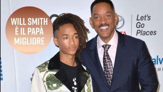 Will Smith è proprio un papà modello…