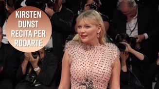 Kirsten stupisce a Venezia… ma non per il suo film
