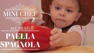 Mini chef: ecco come (non) si fa la paella