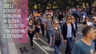 Privacy online a rischio: Mosca scende in piazza