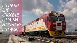 Kenya, un Paese diviso da una ferrovia che unisce