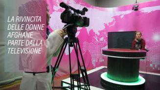 La rivoluzione (femminile) afghana passa per la tv