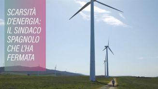 L'energia eolica sostiene un piccolo comune spagnolo