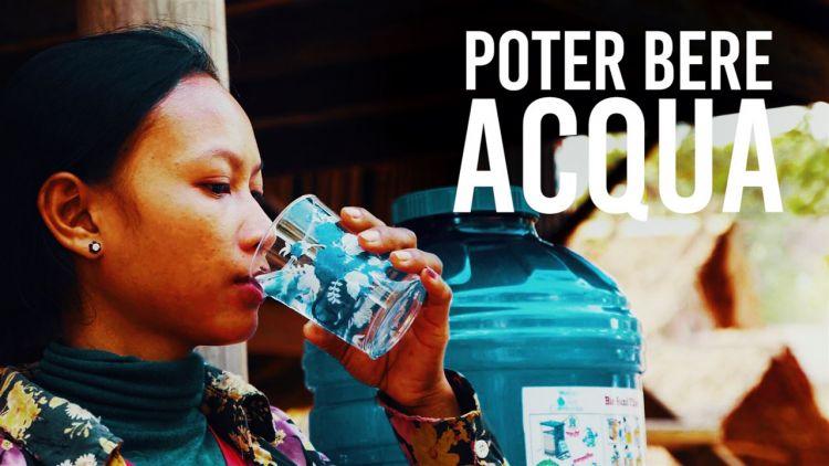 Emergenza acqua pulita in Cambogia: i passi avanti ci sono